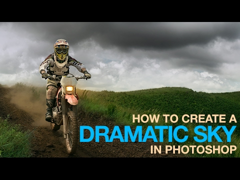 How to Create a Dramatic Sky in Photoshop