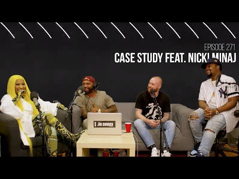 The Joe Budden Podcast | Case Study feat. Nicki Minaj