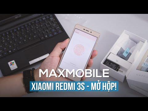 Chi tiết Xiaomi Redmi 3S về thiết kế cấu hình