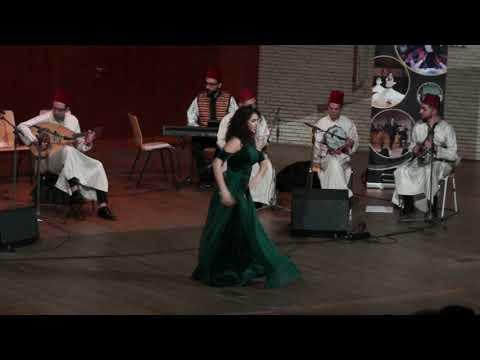 Arabische Kulturwochen 08.12.2018 Oriental Band Hamburg Arabisch Tanz