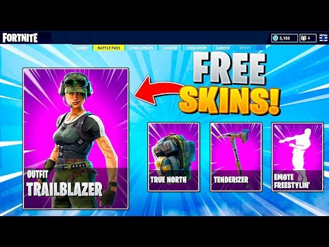 How To Get Free Skins In Fortnite Battle Royale! (Fortnite Twitch Pack 2)