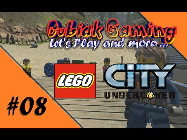 FRANK UND DER GESTOHLENE TRUCK ★ Let's Play LEGO City Undercover #08