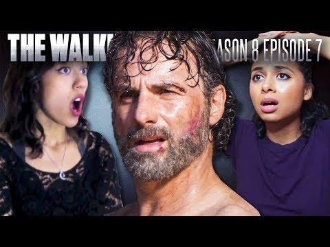 The Walking Dead: Season 8, Episode 7 Fan Reaction Compilation!