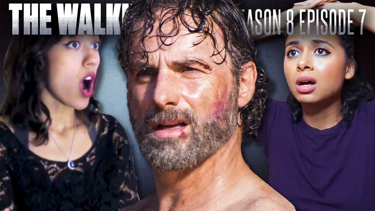 """Download Fans React To The Walking Dead: Season 8 Episode 7: """"Time For After"""""""