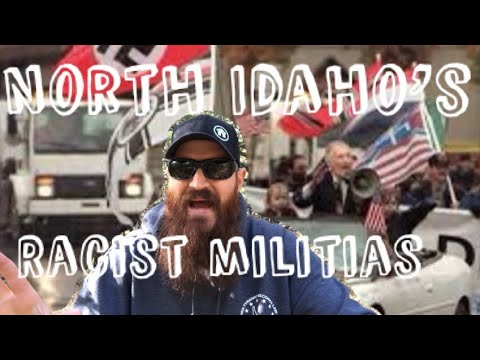 ARMED WHITES of NORTH IDAHO: NPR label lynches Idaho citizens .