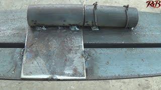 видео Как приподнять гаражные ворота своими руками
