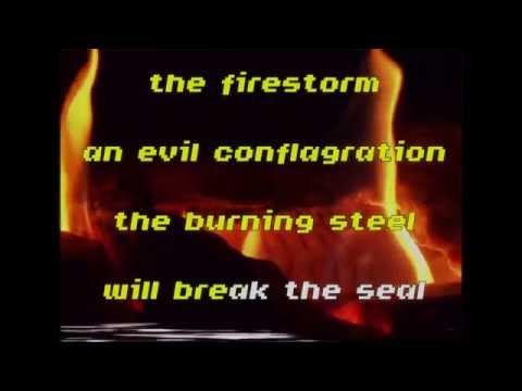 KARAOKE - Lords of the Trident - Chains on Fire