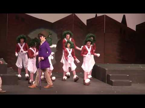 Willy Wonka Jr   Fizzy Cast - March 2018
