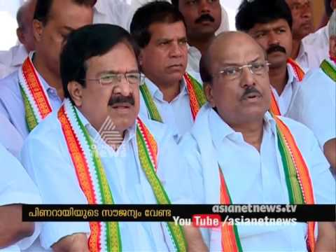 Oommen Chandy flays Pinarayi Vijayan