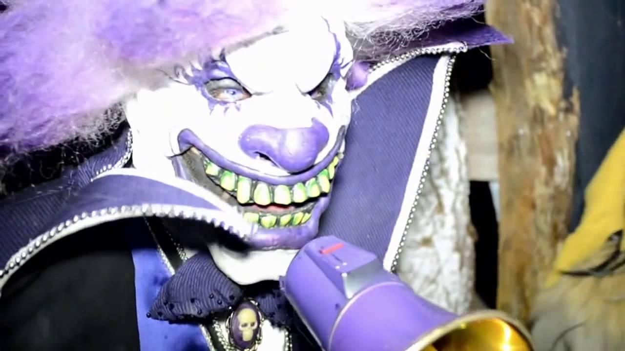 Haunted Overload Clowns