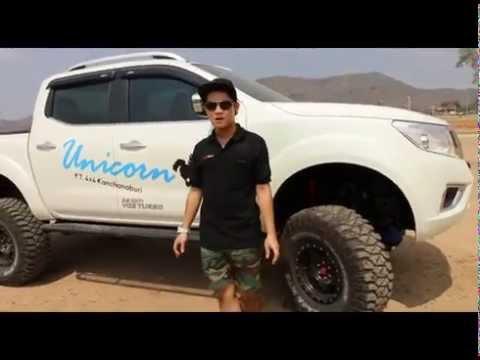 4wd Thailand Present Nissan Np300 Navara Unicorn Gen Ii