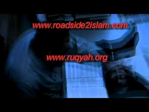 Jin taking shahada -