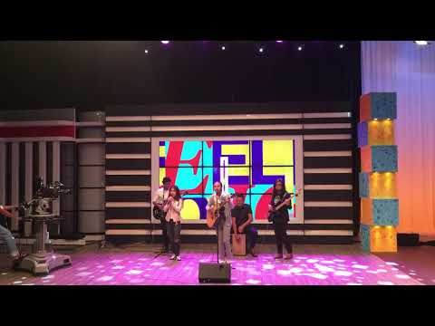 The Alif Feat Ogy Maalek - Bulan Bintang  Live