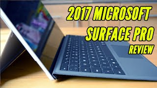 2017 Surface Pro Intel Core i5 128GB SSD 8GB RAM Review: New Configuration in 2018