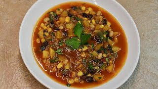 Three Sisters Vegetable Soup with Michael's Home Cooking