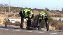 San Diego: Fatal Motorcycle Crash 08192016