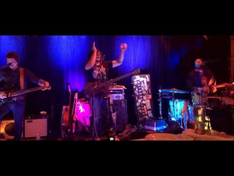 Set 2 GrooveSession at The Press in Claremont, California on  2017 01 14