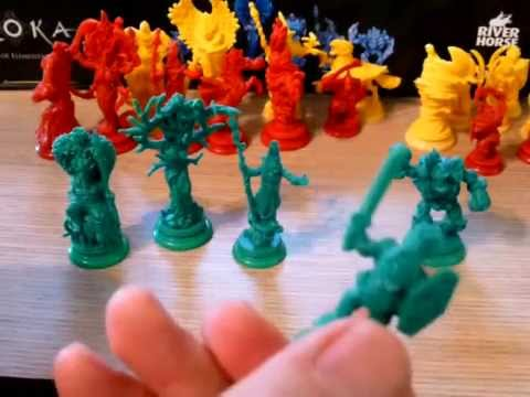 LOKA - New Fantasy Chess Variant by Mantic Games - AncientChess.com