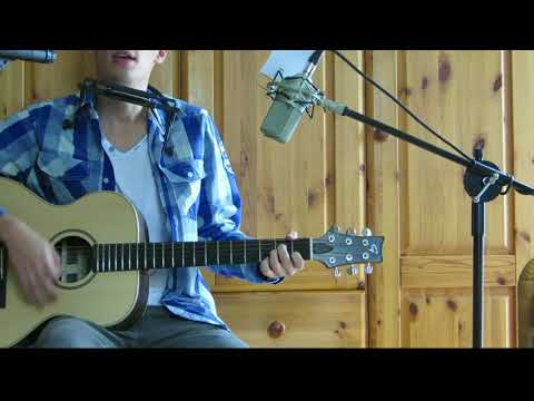 Neil Young  - My My, Hey Hey (Out of the Blue) Cover (Guitar, Vocals and Harmonica)