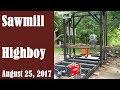 Matt's Weekly Shop Update - Aug 25, 2017