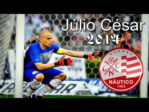 Júlio César ● Amazing Saves 2014 ● Náutico ||HD|| 🇧🇷