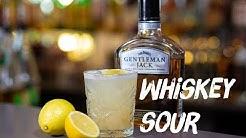 Whiskey Sour Rezept | BBB | #machsdirselbst