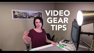 Video Gear Tips and Tricks