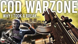 Why I stopped playing Call of Duty Warzone...