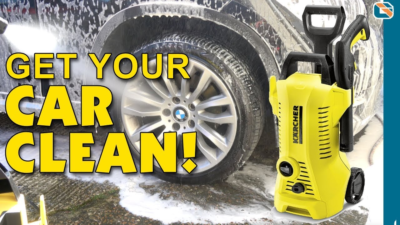 Karcher K2 Premium Full Control Car And Home Pressure Washer Review
