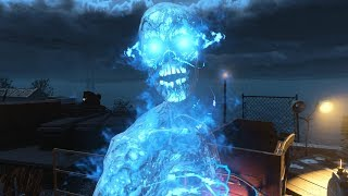 The Weasel, Sal & Finn Are Ghosts! Blood of the Dead Easter Egg (Black Ops 4 Zombies Storyline)