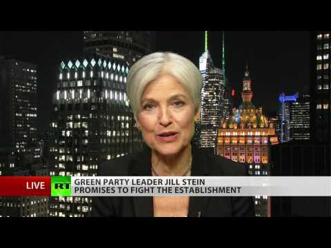 'Failed two-party system is throwing US people under the bus' – Jill Stein to RT