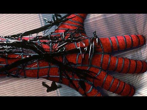 The Venom Symbiote Bonds With Spider-Man - Spider-Man 3 (2007) Movie Clip HD