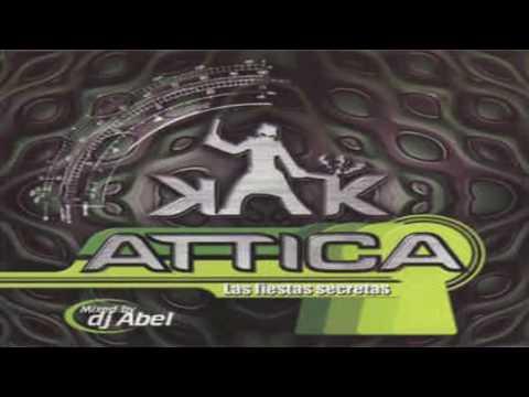 ATTICA | Las fiestas secretas CD1
