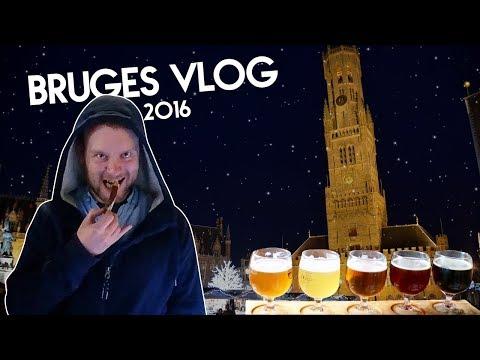 Bruges Vlog 2016