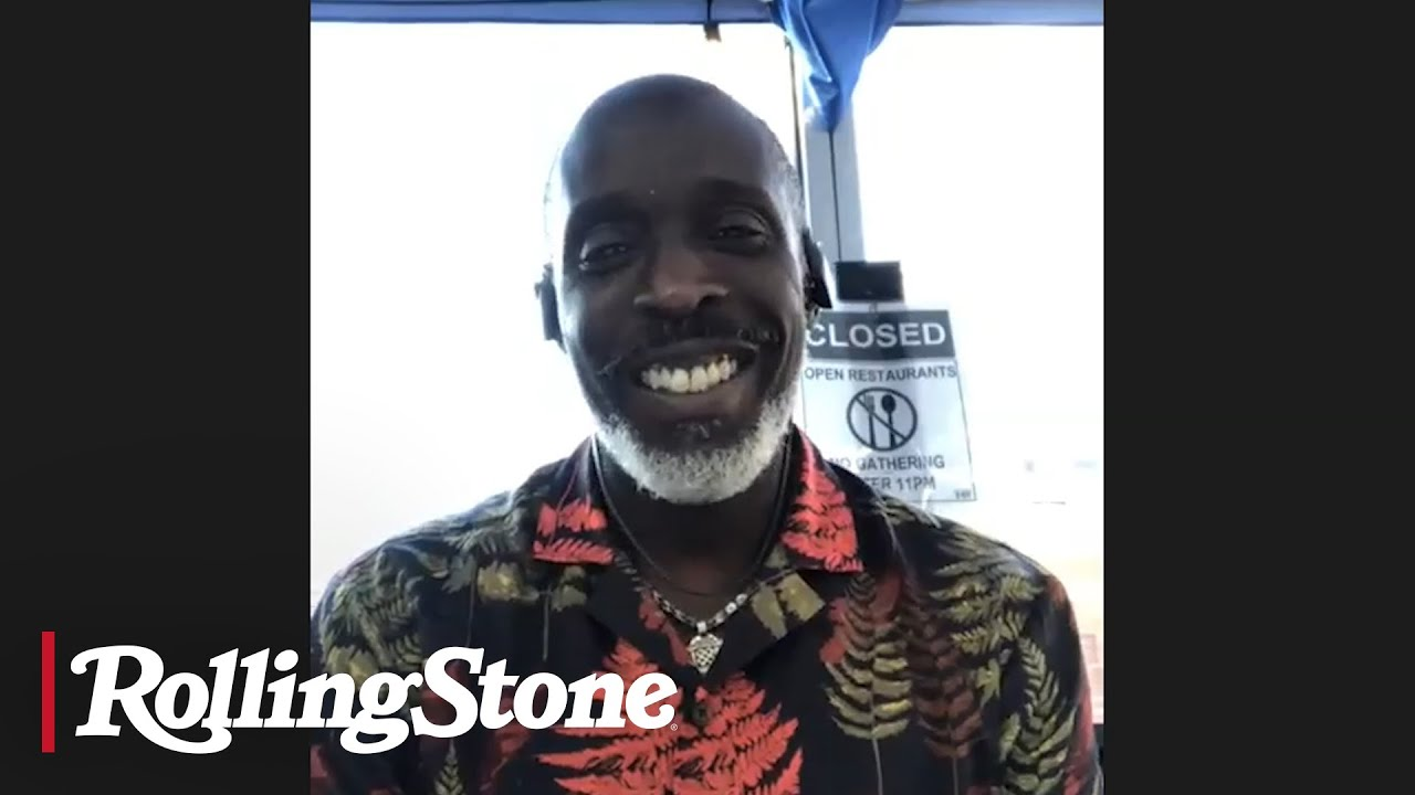 Michael K. Williams on Useful Idiots, Interview Only