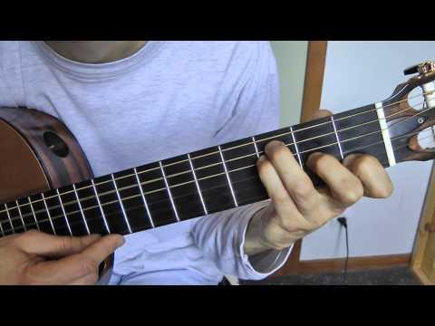 Tuto guitare - Joyeux Anniversaire [Happy birthday to you] (3/3 ...