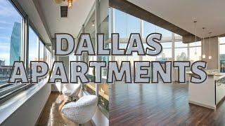 Road To Dallas: DALLAS APARTMENT HUNTING WITH NAMES