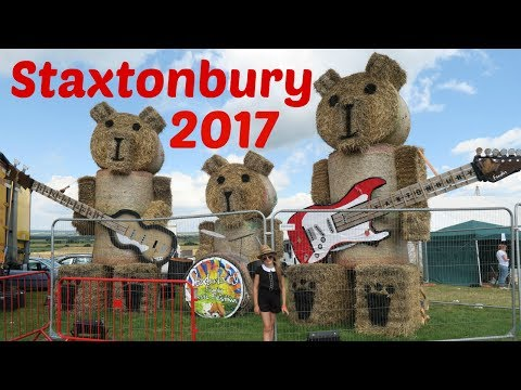 STAXTONBURY 2017 FAMILY FESTIVAL | DAY & NIGHT | DONNA DYBLE
