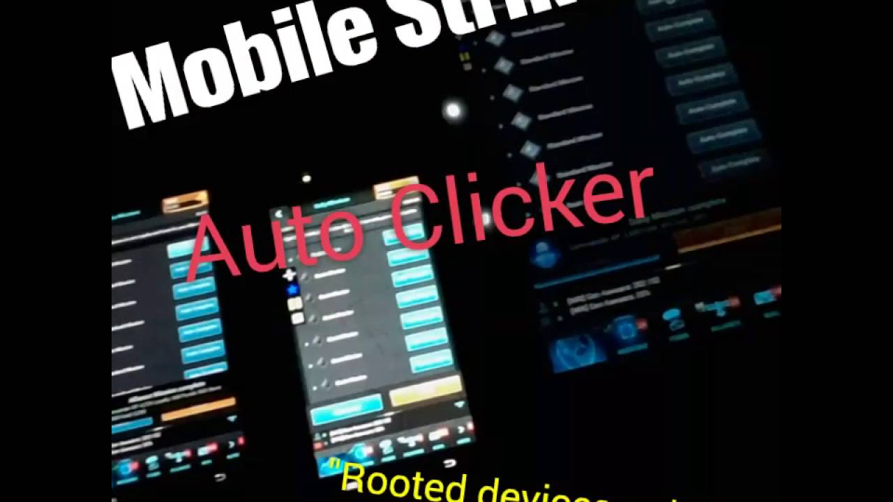 Android Mobile Strike Auto Clicker Bot [Root]