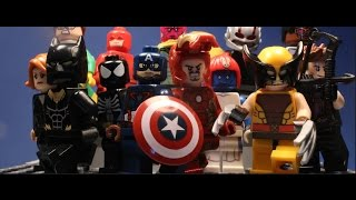 Lego Avengers: The Dark Ages