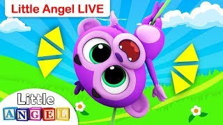 Baby Takes Their First Steps, Twinkle Twinkle Little Star + More Live Nursery Rhymes by Little Angel