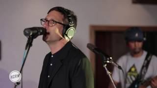 "Jamie Lidell performing ""Julian"" Live on KCRW"