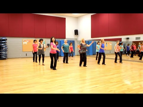 Lonely Drum - Line Dance (Dance & Teach in English & 中文)