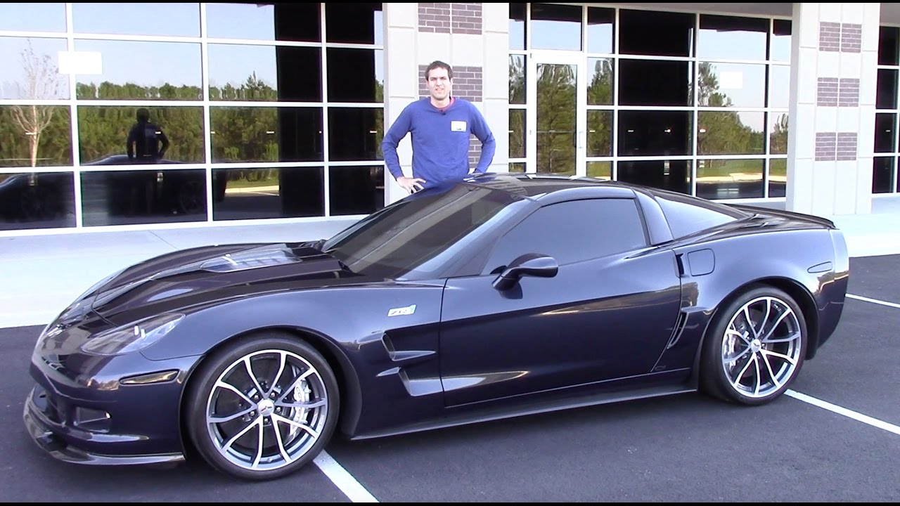 Is The Chevy Corvette Zr1 Really Worth 100 000 Youtube