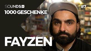 """CD-Verkauf aus dem Kofferraum   FAYZEN: Der Selfmademan   Sounds Of """"1000 Geschenke"""