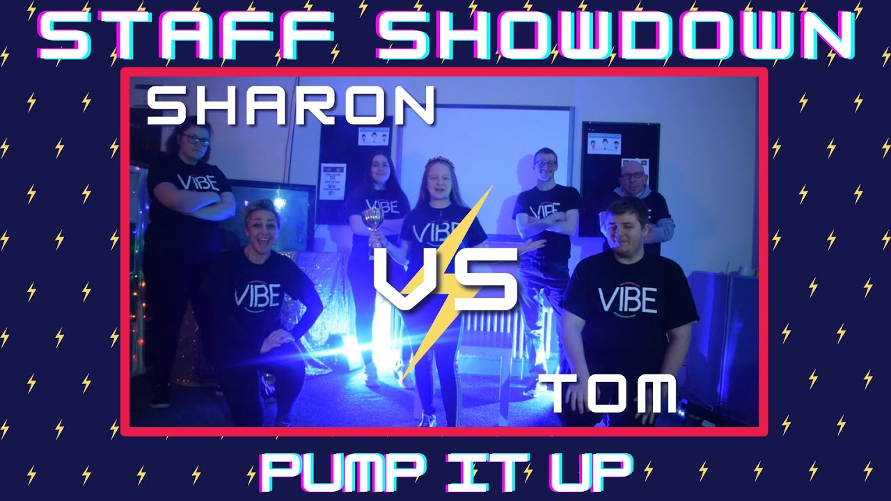 Staff Showdown: Pump It Up