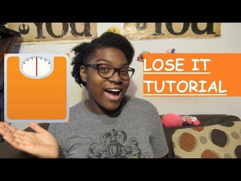 My Lose It App Tutorial!
