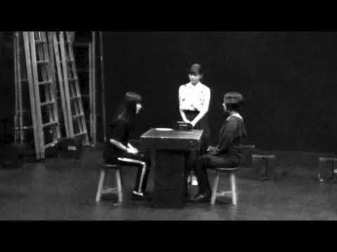よこしまブロッコリー『体温と体液』舞台稽古風景映像 2018.6.19