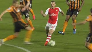Video Gol Pertandingan Arsenal vs Hull City