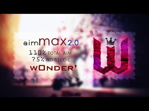 ★ AimMAX 2.0 ★ CFG PURE AIM ★ 2015 ★ [CS 1.6]